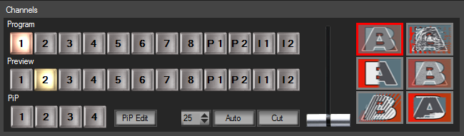 CutFour HD 2015 user interface
